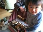 ゆるりゆるり優しい時間☆手作り市と着物カフェ☆1/29/2011