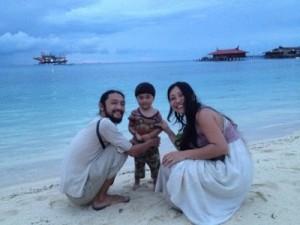 ありがとう♡∞ダイバーの憧れの島∞マブール島☆Borneo Island in malaysia