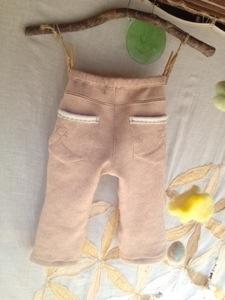 Organic cotton∞ふわふわキッズパンツ∞fuwafuwa Kid's pants∞*・゜゚・*:.。☆:.。. .。.:*・゜゚・*