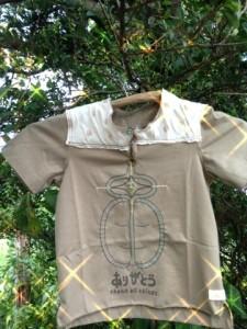 新商品☆Kid's ありがとうArigatoTシャツ☆*・゜゚・*:.。.:*・゜゚・*