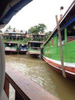 Laosへ国境を越えて∞2日間のSlow boatの旅∞メコン川の旅☆