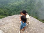 時間を外した日∞5歳 Nicowa birthday 登山∞*・゜゚・*:2014☆7.25∞.。..。.:*
