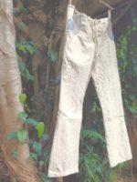 商品☆Hemp&Cotton∞草木染めポケットパンツ∞unisex pants☆