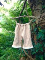 商品☆Organic Cotton∞キッズふわふわパンツ一点物が誕生しました☆1〜3歳